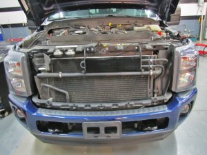6.7L Powerstroke cooling components