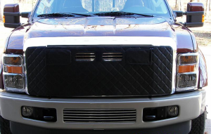 Grille cover example