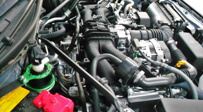 Mishimoto 2013+ Subaru BRZ / Scion FR-S Direct-Fit Baffled Oil Catch Can System, Part 2: Prototype 1