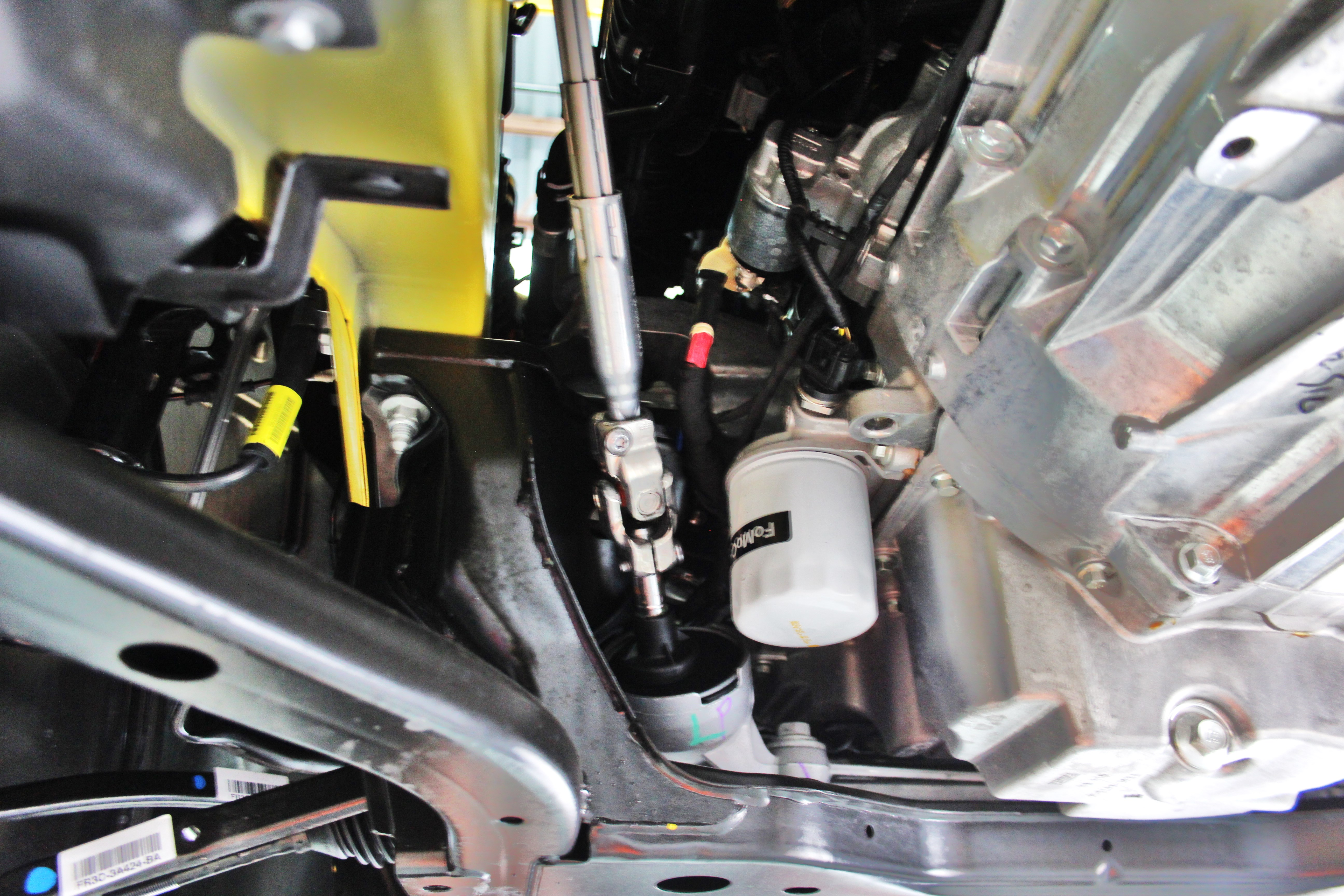 2015 ford mustang ecoboost direct fit oil cooler kit part 1 project introduction and first prototype design