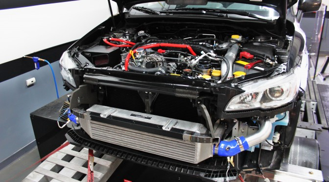 Cool Your Charge! The 2015 WRX Front-Mount Intercooler Build, Part 3: Pipe Routing and Fabrication