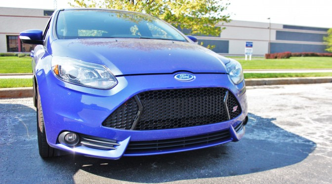 Dropping Focus ST Oil Temps! Mishimoto Oil Cooler R&D, Part 1: Project Introduction and Initial Fabrication