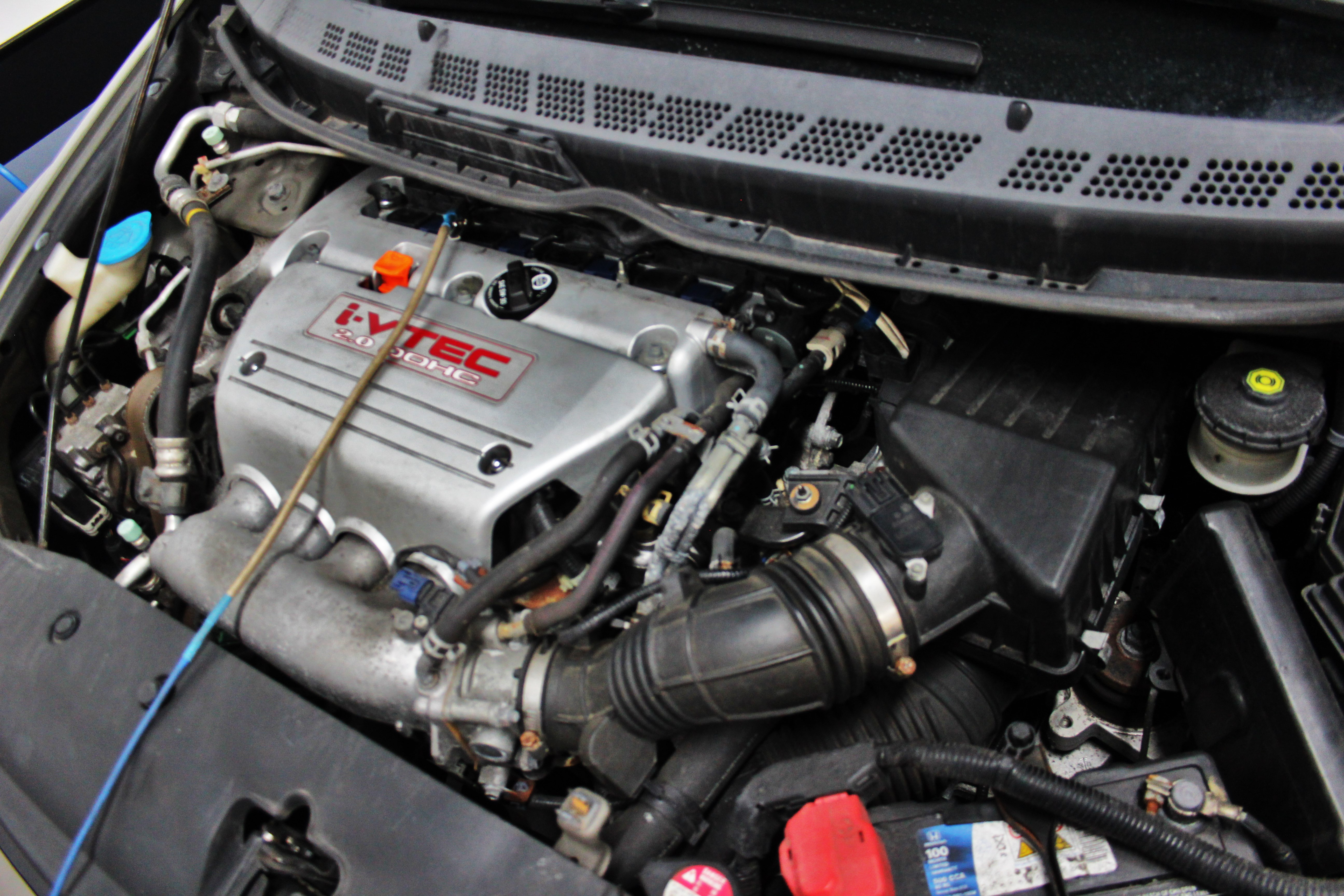 8th Generation Civic Si Intake Development Part 1