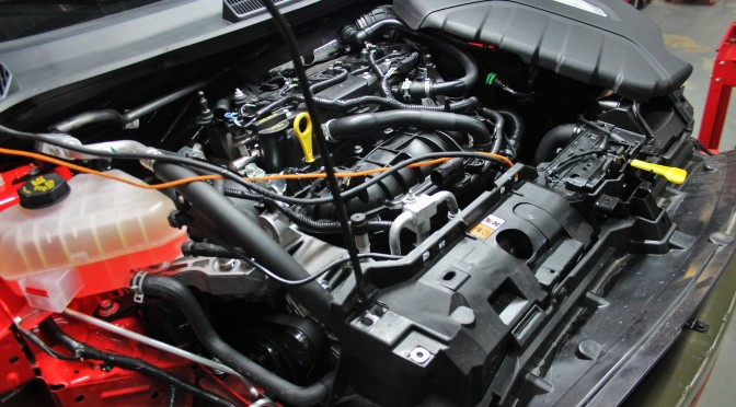 Don't Let Oil Temps Stop the Fiesta! Mishimoto Oil Cooler R&D, Part 2: Product Testing and Data Crunch
