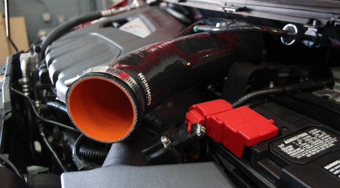 Improve Airflow: The Fiesta ST Silicone Induction Hose R&D Report Part 1