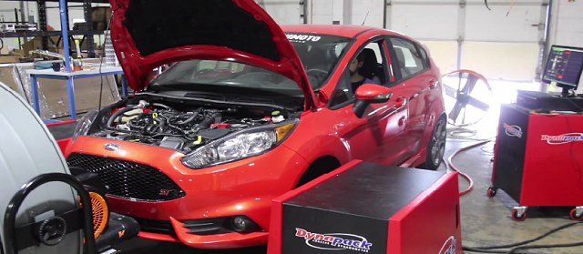 Pipe Down! Mishimoto Fiesta ST Charge Pipe R&D, Part 5: Prototype Testing
