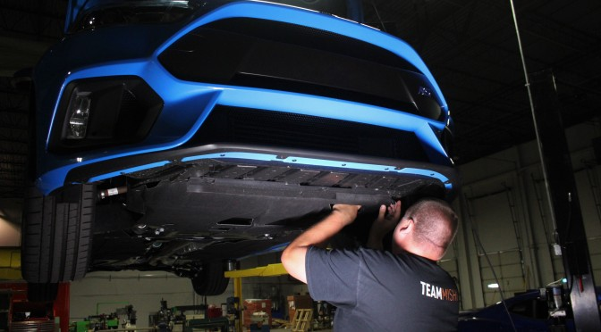 Gotta Keep Em' Separated- Ford Focus RS Baffled Oil Catch Can R&D Part 2: Prototype Installation