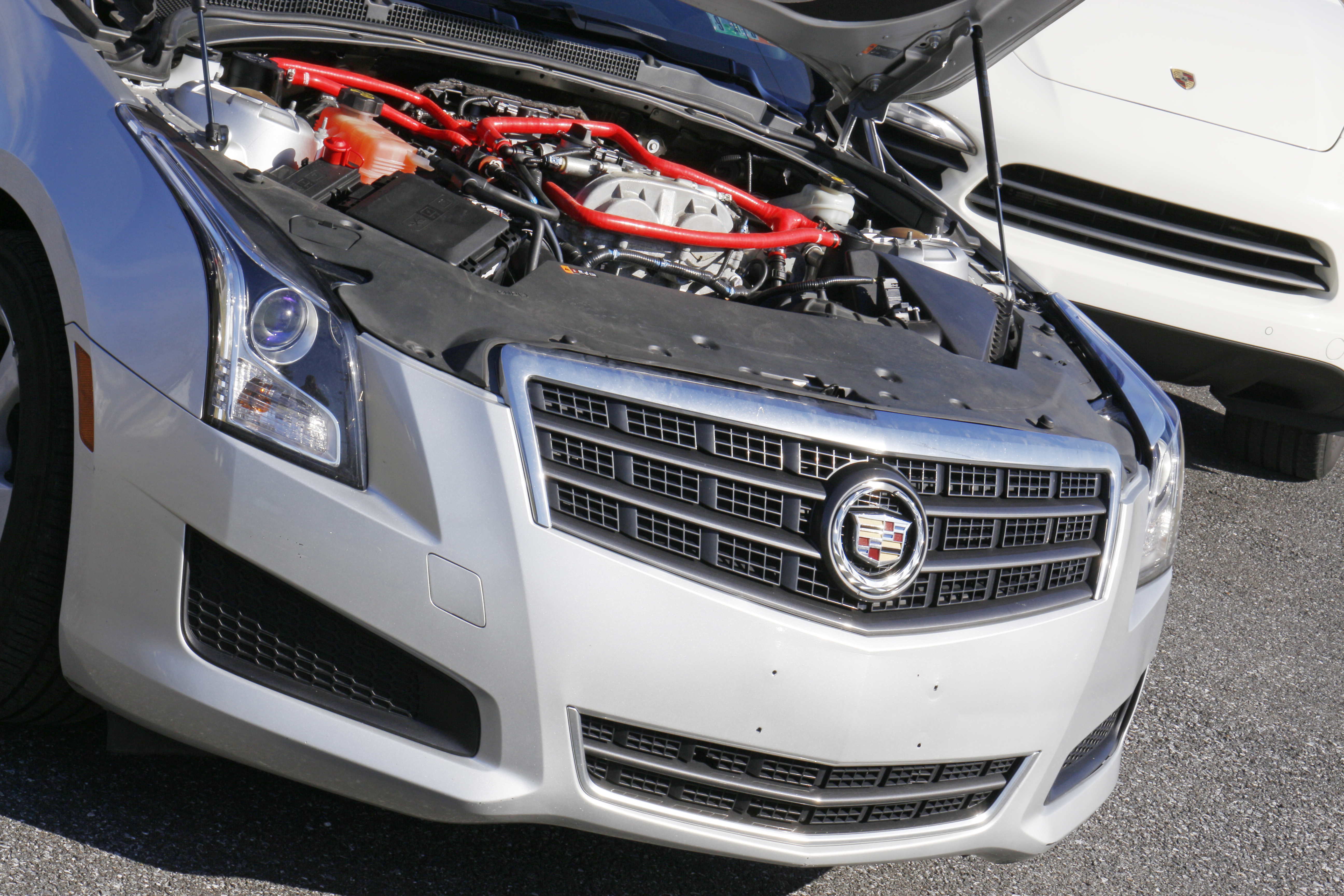 2013 Cadillac Ats Catch Can R Amp D Part 6 Test Fit