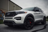 Ford Family Fun – 2020+ Ford Explorer ST Performance Intercooler Stock review and Design Plans