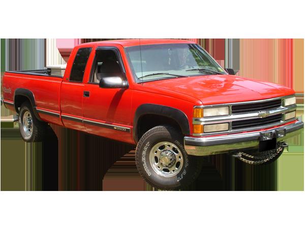 1982-2000 Chevrolet 6.2L/6.5L