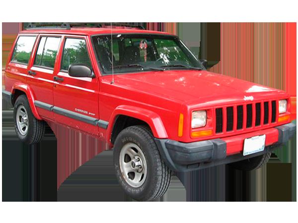 1987-2001 Jeep Cherokee