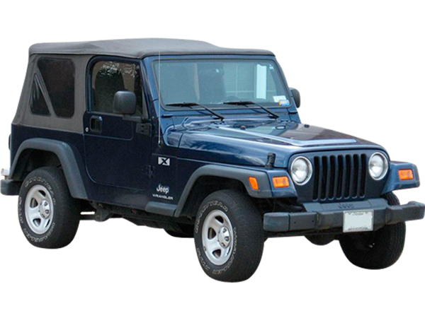1997-2006 Jeep Wrangler TJ