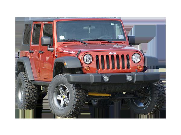 2007-2011 Jeep Wrangler JK 3.8L