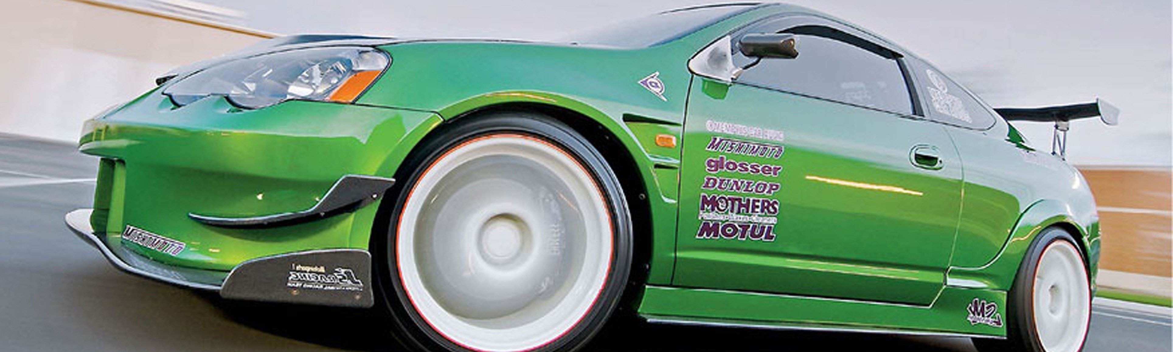 Acura Performance Parts