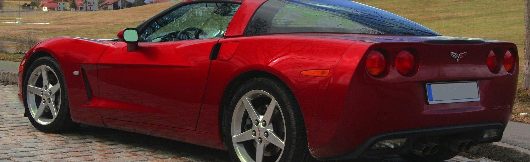 Chevrolet Corvette Performance Parts