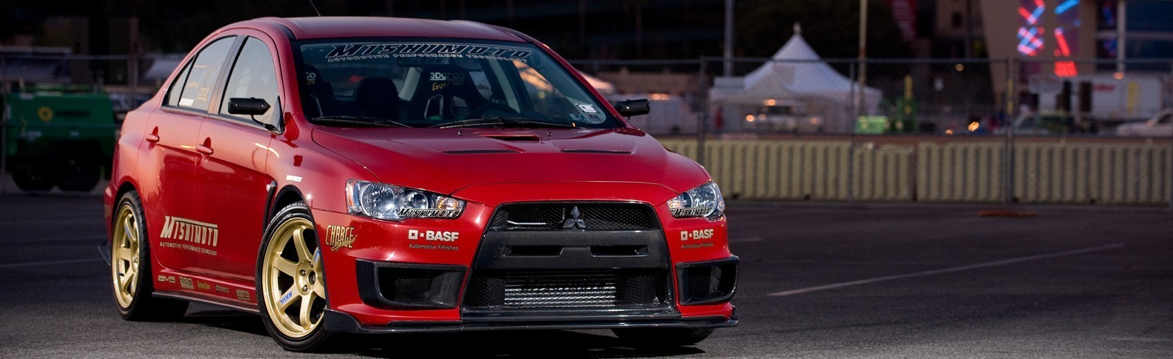 Mitsubishi Lancer Evolution Performance Parts