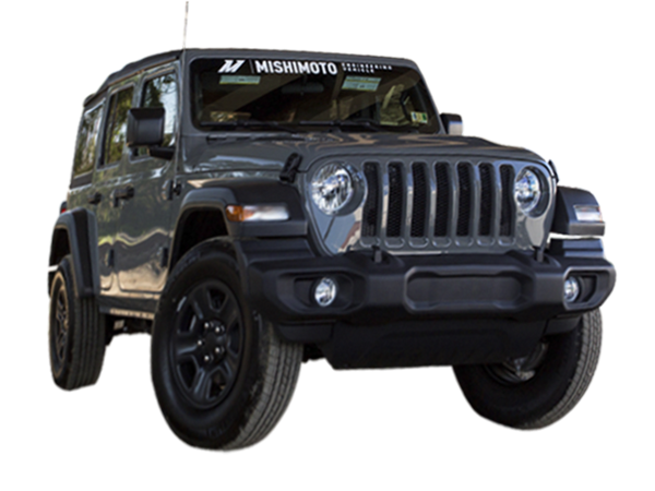 2018+ Jeep Wrangler JL