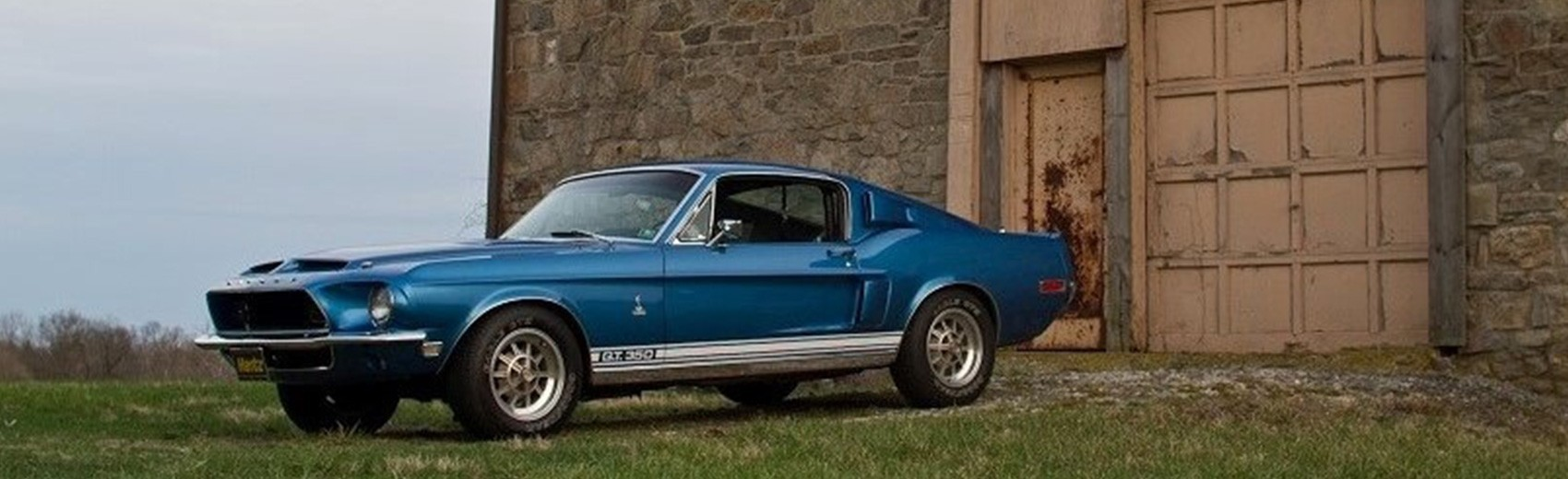 Classic Ford Mustang