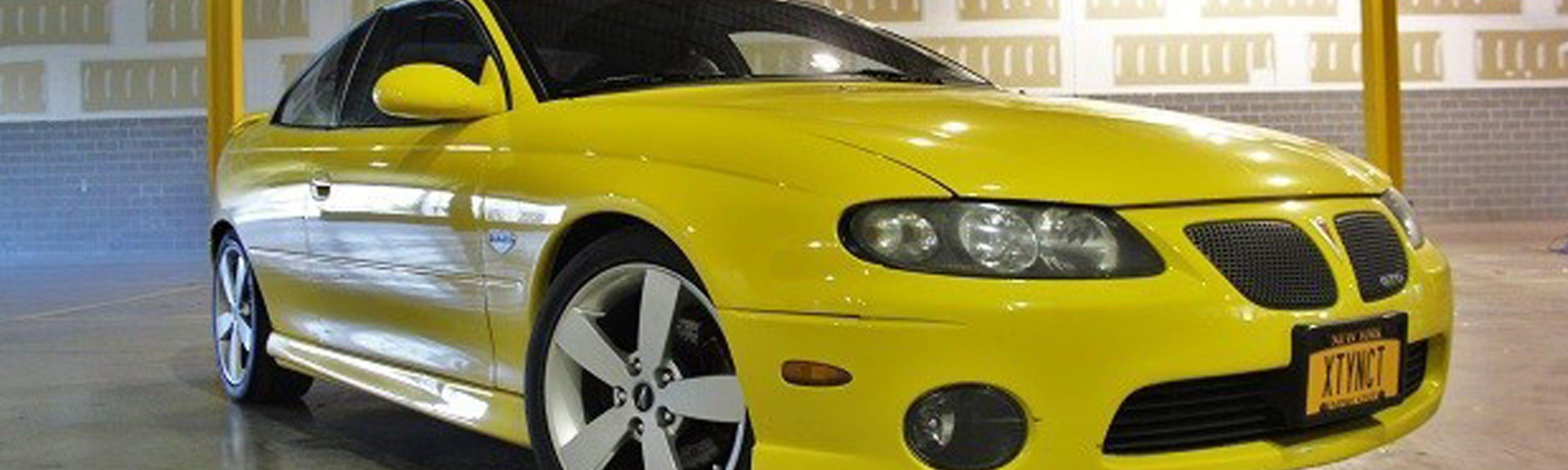 Pontiac Performance Parts
