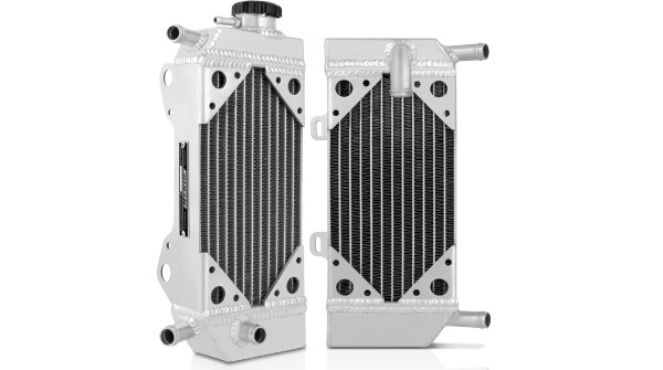 X-Braced Dirt Bike Radiators