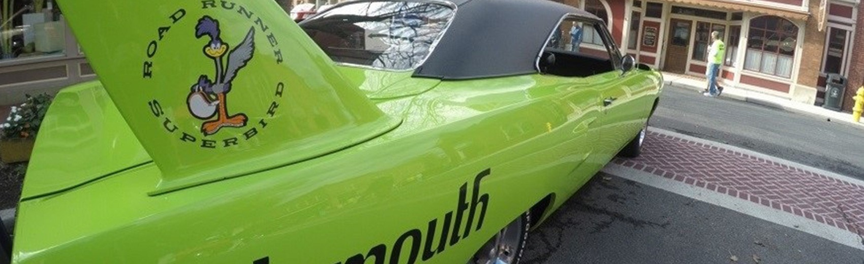 Classic Plymouth Roadrunner
