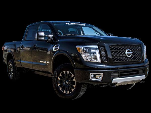 2016-2019 Nissan Titan XD