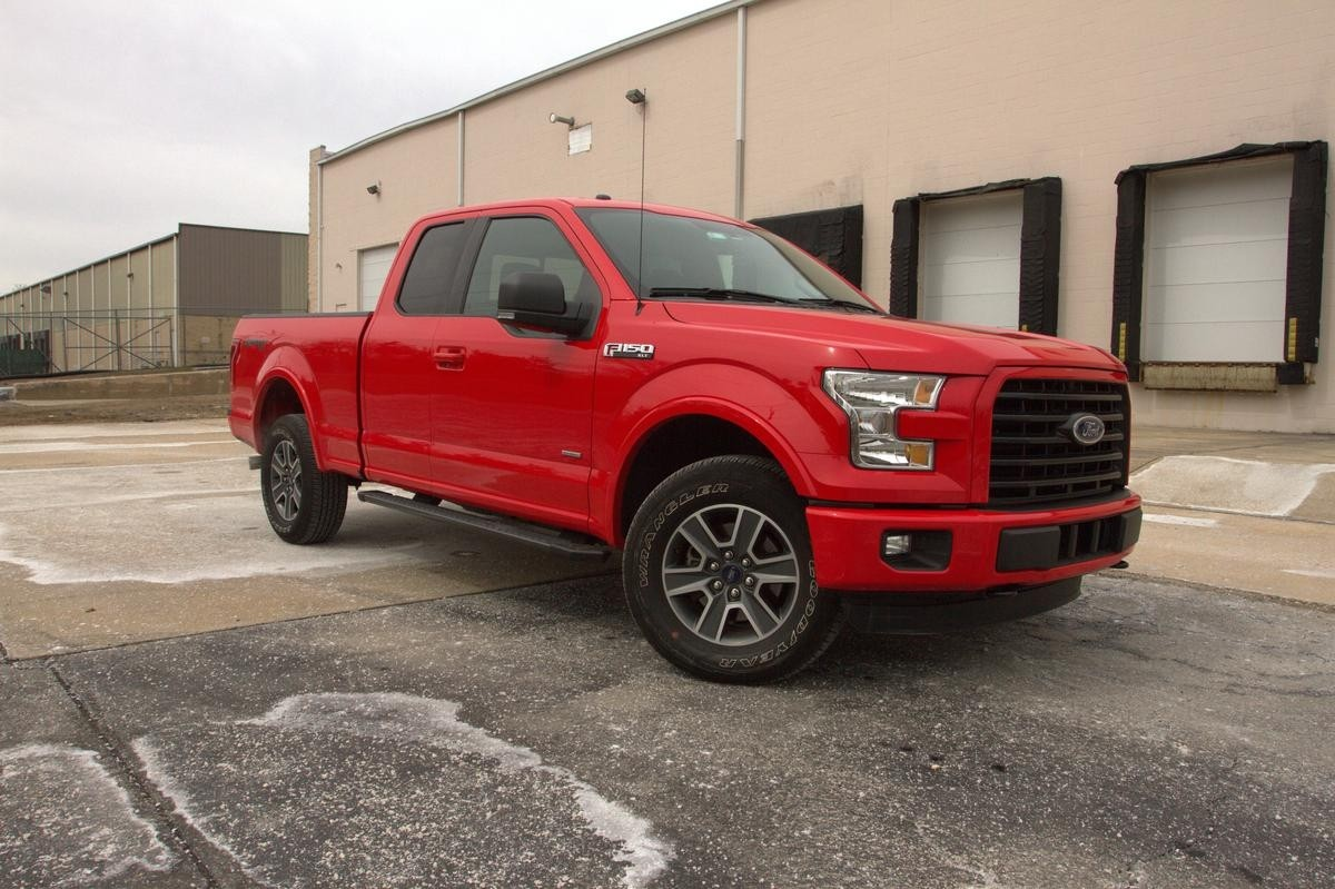 2015+ Ford F-150 EcoBoost
