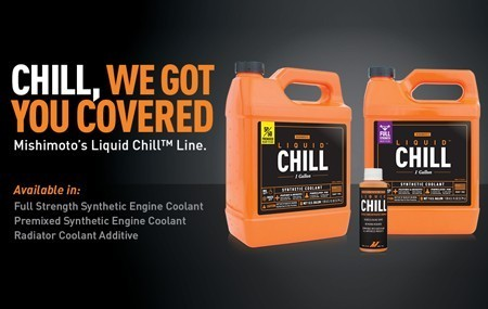 Synthetic Coolant