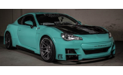 SEMA 2013 - 742 Marketing Tiffany Scion FR-S
