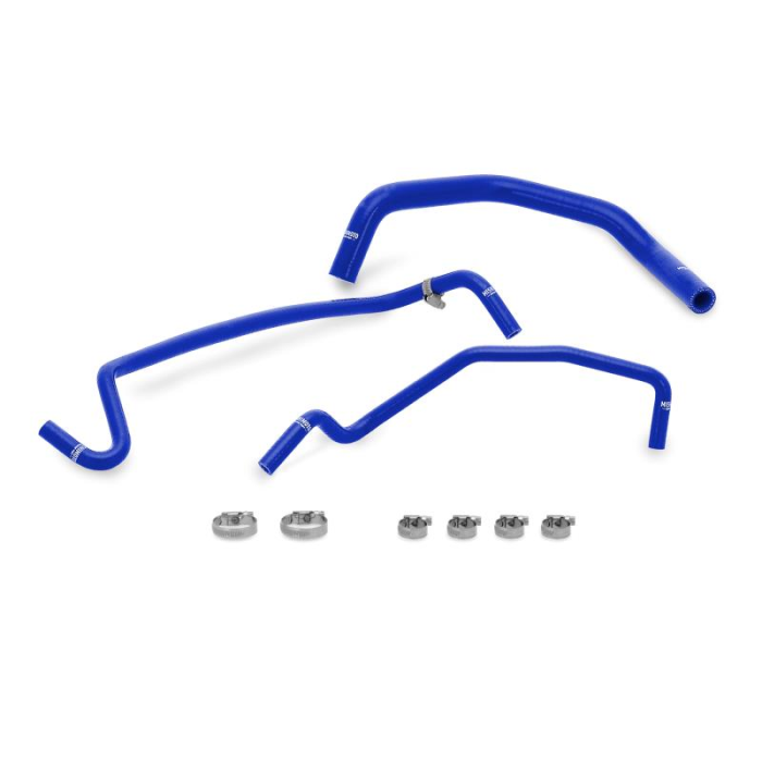 Ford Mustang GT Silicone Ancillary Coolant Hose Kit, 2015-2017