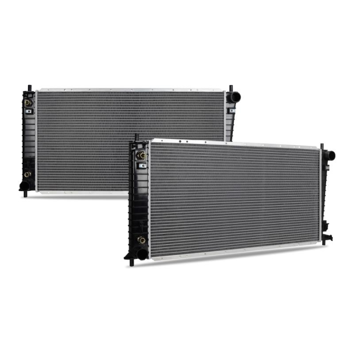 Lincoln Navigator w/o Towing Package Replacement Radiator, 1999-2002