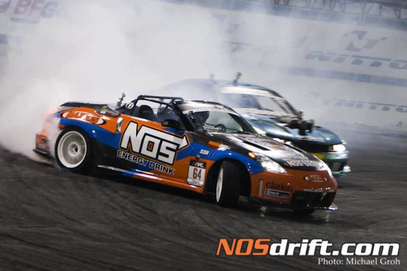 2006 NOS Energy Drink Nissan 350Z