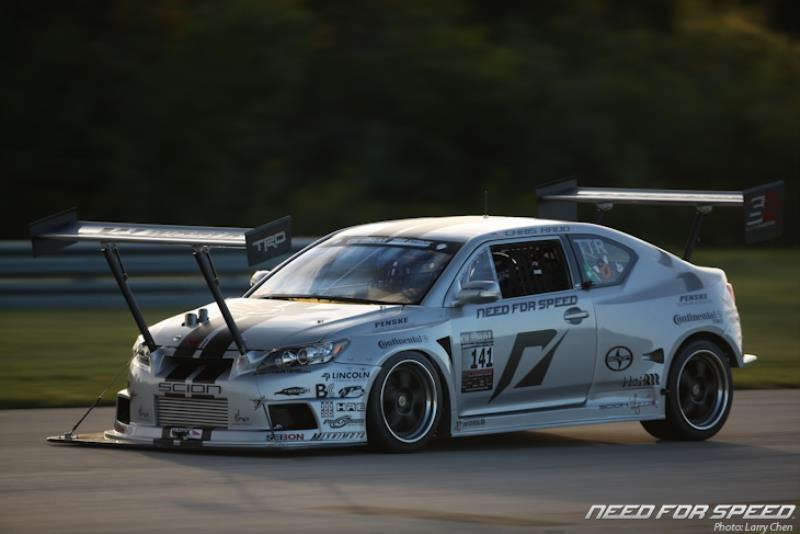 Team Need For Speed FWD Scion TC