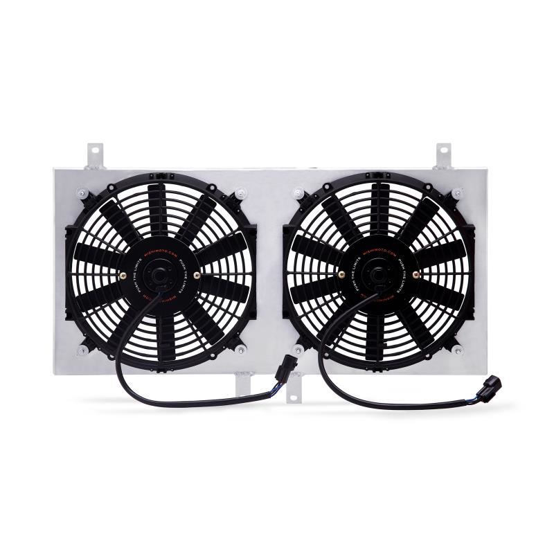 Mitsubishi Eclipse Performance Aluminum Fan Shroud Kit, 1995-1999 Turbo