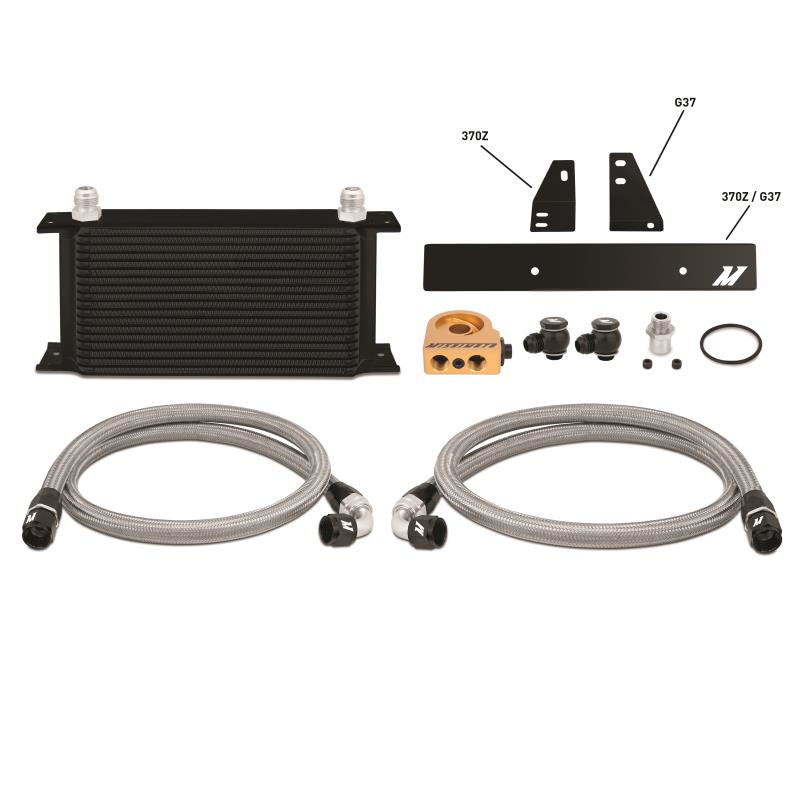 Nissan 370Z 2009+/Infiniti G37 2008+ (Coupe only) Oil Cooler Kit