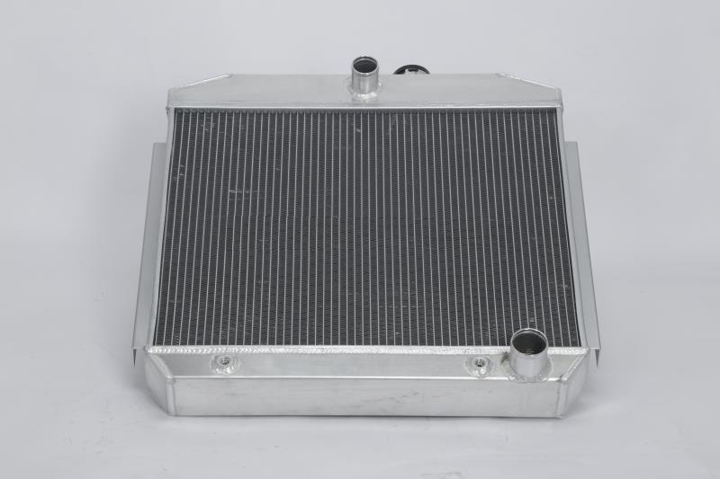 Chevrolet Bel-Air 3-Row Performance Aluminum Radiator, 1955–1957