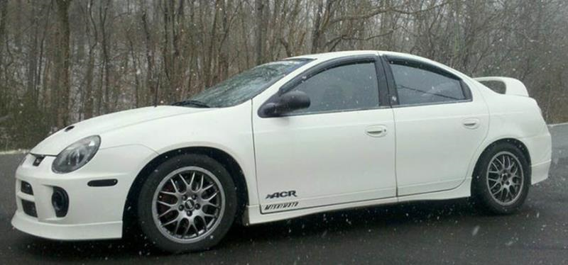 2005 Dodge SRT-4 ACR