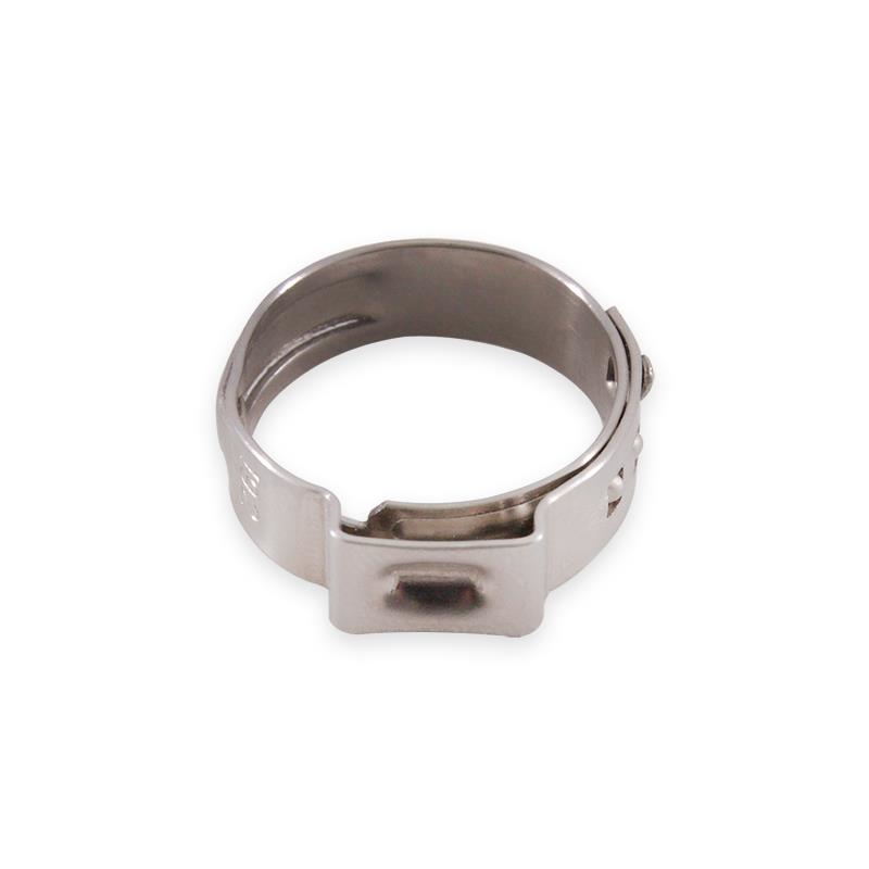 "Mishimoto Stainless Steel Ear Clamp, 0.63"" – 0.76"" (16mm – 19.2mm)"
