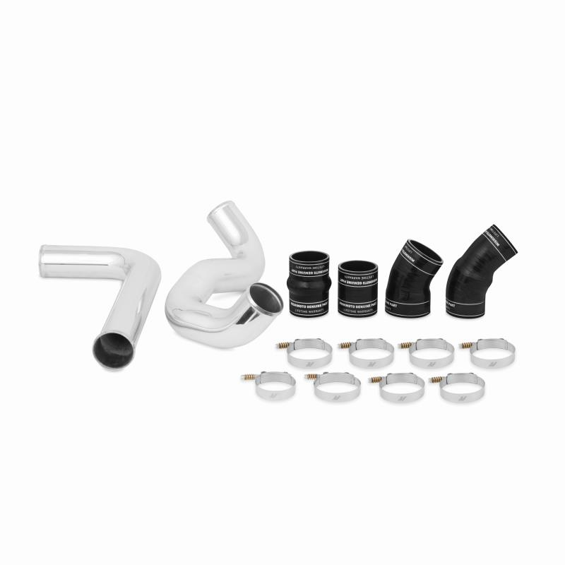 Ford 6.0L Powerstroke Intercooler Pipe and Boot Kit, 2003–2007