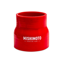 "Mishimoto 2.5"" to 3"" Silicone Transition Coupler, Various Colors"
