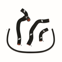 Honda CRF450R Silicone Hose Kit w/ Y Replacement Hose, 2005-2008