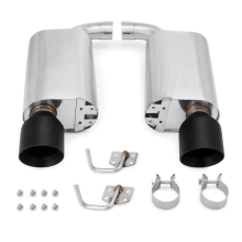 Ford Mustang GT Street Axleback Exhaust, 2015–2017