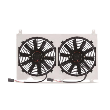 Honda S2000 Performance Aluminum Fan Shroud Kit, 2000-2009