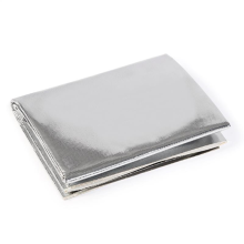 Aluminum Silica Heat Barrier with Adhesive Backing