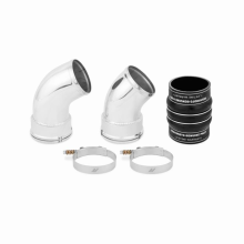 Chevrolet/GMC 6.6L Duramax Cold-Side Intercooler Pipe and Boot Kit, 2006-2010