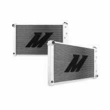 Chevrolet Camaro 3-Row Performance Aluminum Radiator, 1970–1981