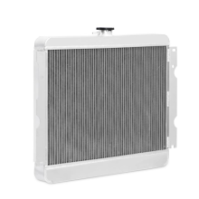 "Plymouth Roadrunner Small Block 3-Row Performance Aluminum Radiator w/ 22"" Core, 1972–1973"