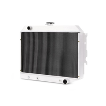 "Dodge Charger Small Block 3-Row Performance Aluminum Radiator w/ 26"" Core, 1970–1972"