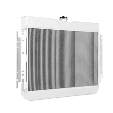 Chevrolet Chevelle 3-Row Performance Aluminum Radiator, 1965–1967