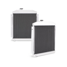 Chevrolet 3100 Series Truck Inline 6 2-Row Performance Aluminum Radiator, 1947–1954